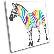 Abstract Zebra Animals - 13-1856(00B)-SG11-LO